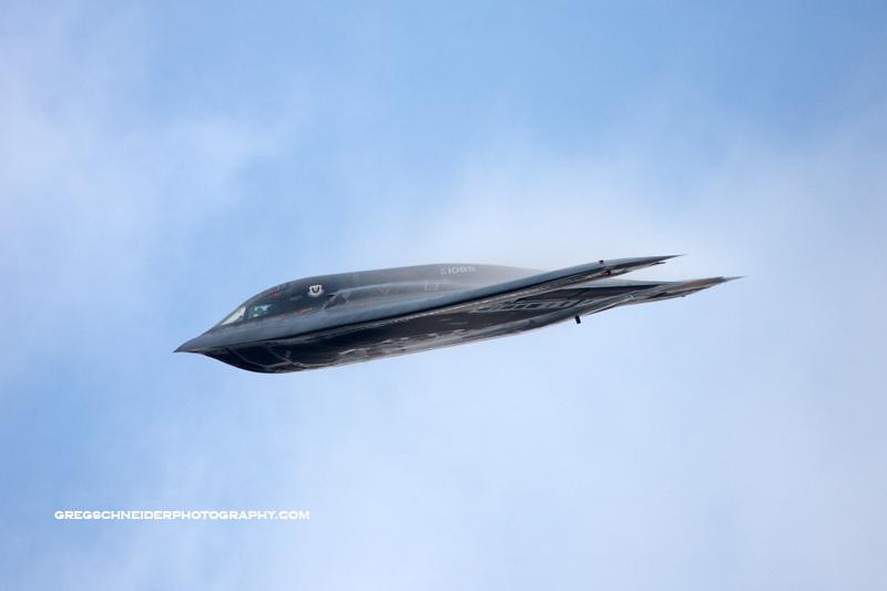 Photo :: B2 Stealth Bomber